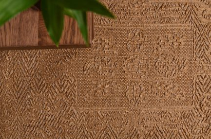 Buy ZEKE WHEATBERRY Rugs Online in India