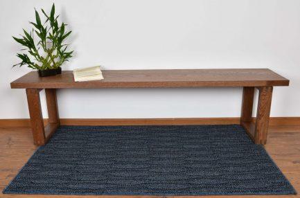 Buy ELLIPTIC DENIM BLUE Rugs Online in India