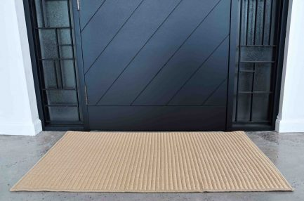 Buy GRID BEIGE Rugs Online in India
