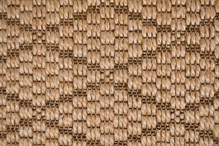 Buy DOMINICAN WHITE + BROWN WEFT Rugs Online in India