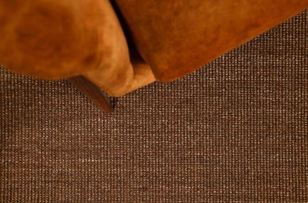 Buy BOUCLE COFFEE BROWN Rugs Online