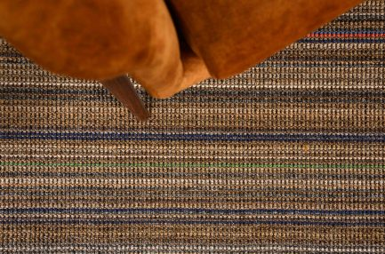 Buy BOUCLE MULTI STRIPE Rugs Online